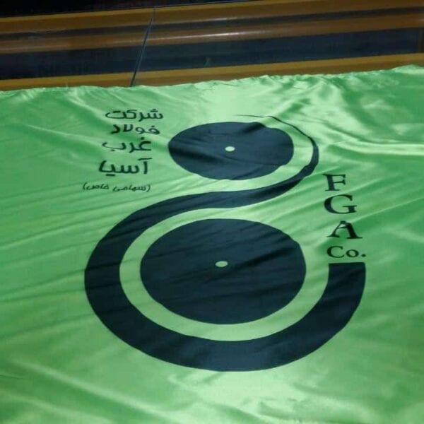 پرچم جاچوب 70*120 چاپاختصاصی