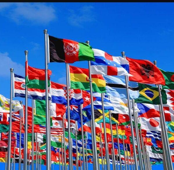 پرچم اهتزاز ملل
