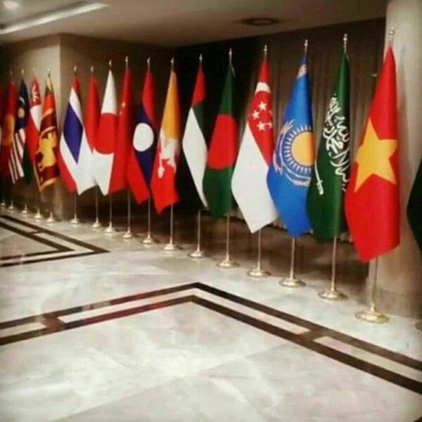 پرچم تشریفات ملل