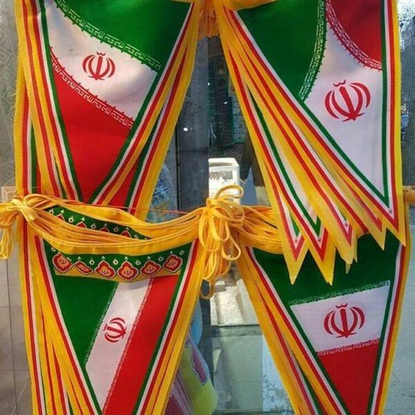 ریسه مثلثی ایران