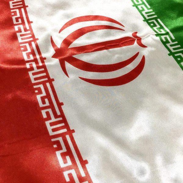 پرچم جاچوب ایران و الوان