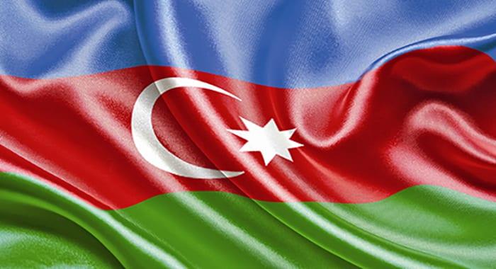 پرچم آذربایجان