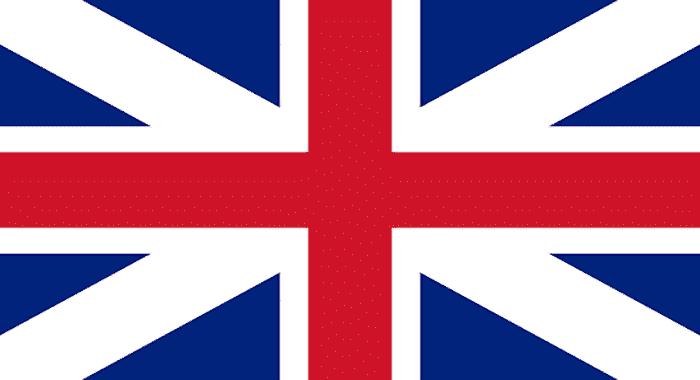 پرچم انگلیس