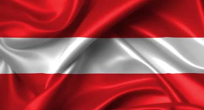پرچم اتریش