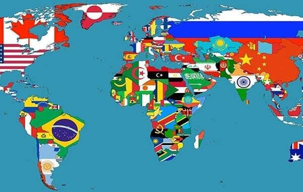 معنی پرچم کشورها