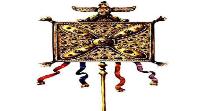 تاریخچه پرچم ایران